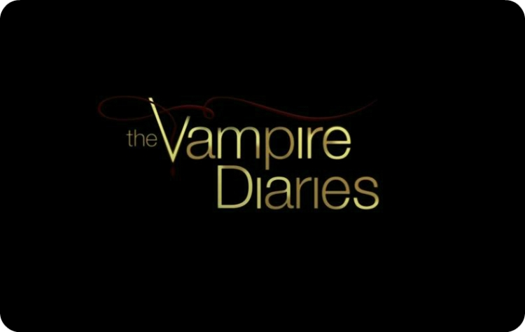 The Vampire Diaries Logo 1