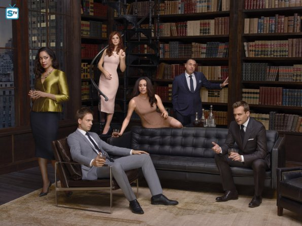 Suits Season 4 Cast