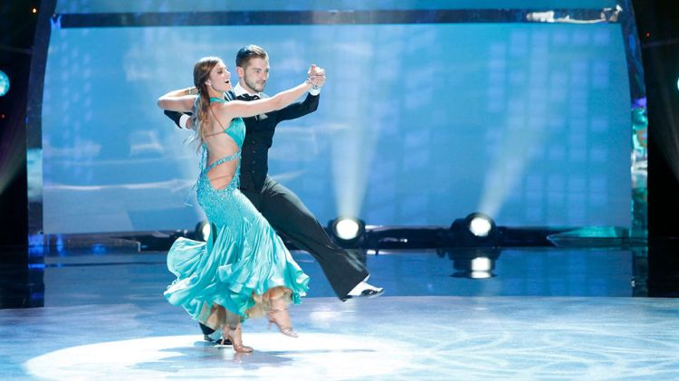 SYTYCD - Top 14 - Carly + Serge - Quickstep - Jean-Marc Genereux - A Cool Cat in Town - Tape Five ft. Brenda Boykin