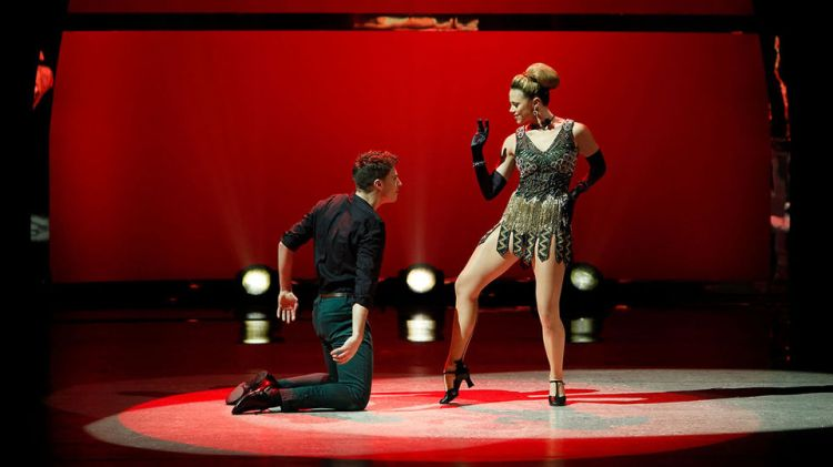 SYTYCD - Top 14 - Emily + Zack - Broadway - Warren Carlyle - From This Moment On - Kiss Me Kate