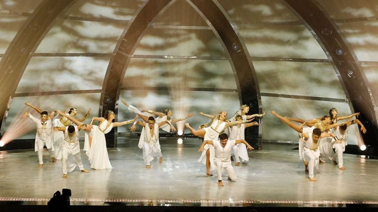 SYTYCD - Top 14 - Group - Contemporary - Stacey Tookey - Christoph Filippi - Last Moment 1