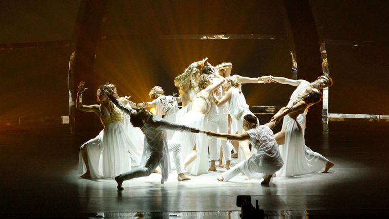 SYTYCD - Top 14 - Group - Contemporary - Stacey Tookey - Christoph Filippi - Last Moment 2