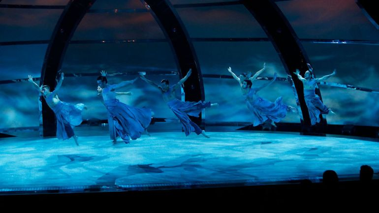 SYTYCD - Top 7 - Boys - Contempoary - Travis Wall - Wave - Beck 2
