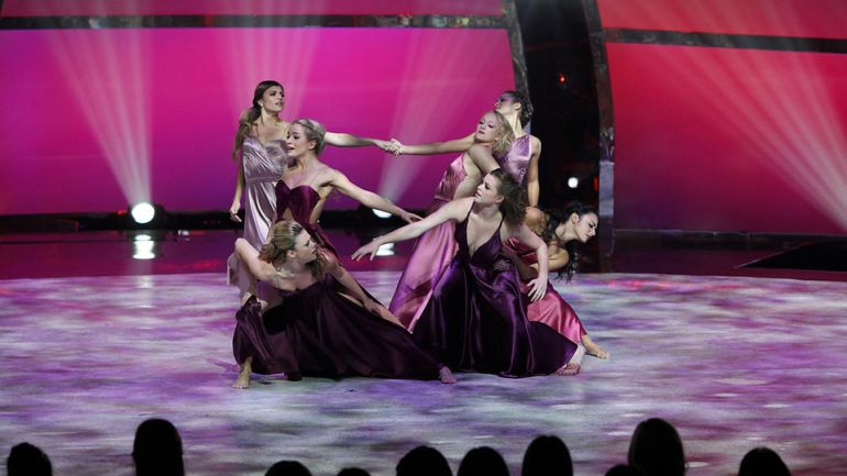 SYTYCD - Top 7 - Girls - Contempoary - Mandy Moore - My Immortal - Evanescence 1