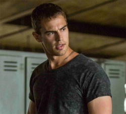 Theo James - Four
