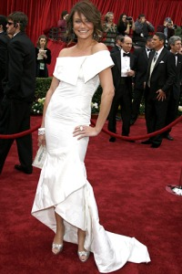 2007 - Academy Awards - Valentino Couture