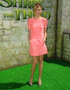2007 - Shrek Premiere - Chanel