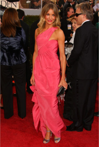 2009 - Golden Globes - Chanel Haute Couture