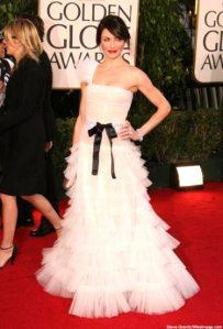 2011 - Golden Globes - Valentino