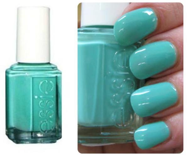 Essie - Turquoise and Caicos Stitch