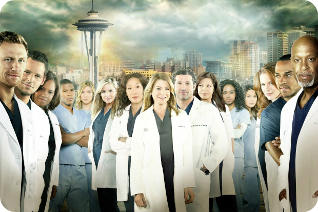 Greys Anatomy - Season 11 - Cast 1