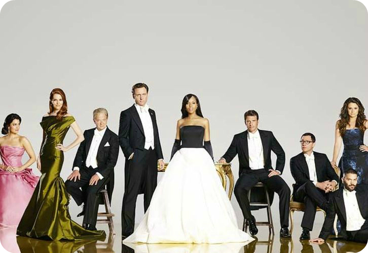 Scandal - Season 4 - Cast 1