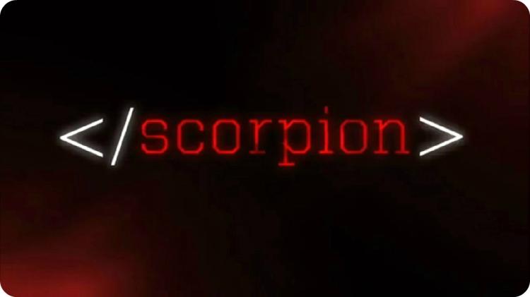 Scorpion Poster 1