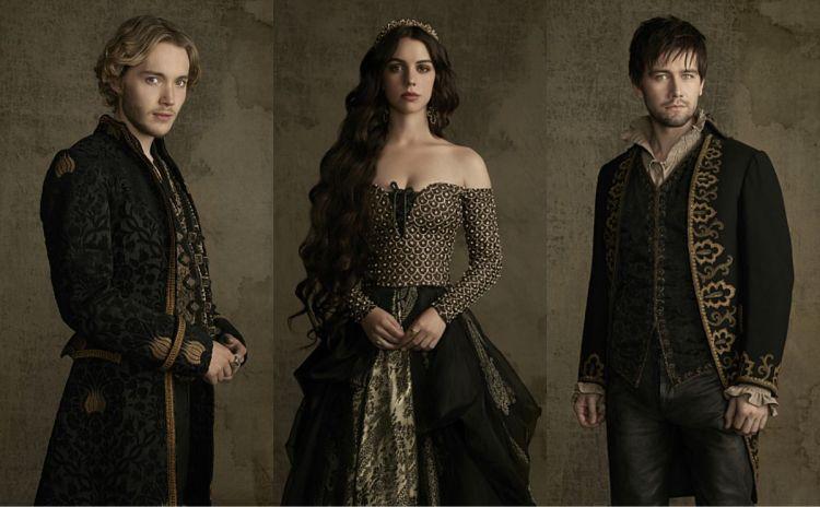 Reign S2 Cast 1