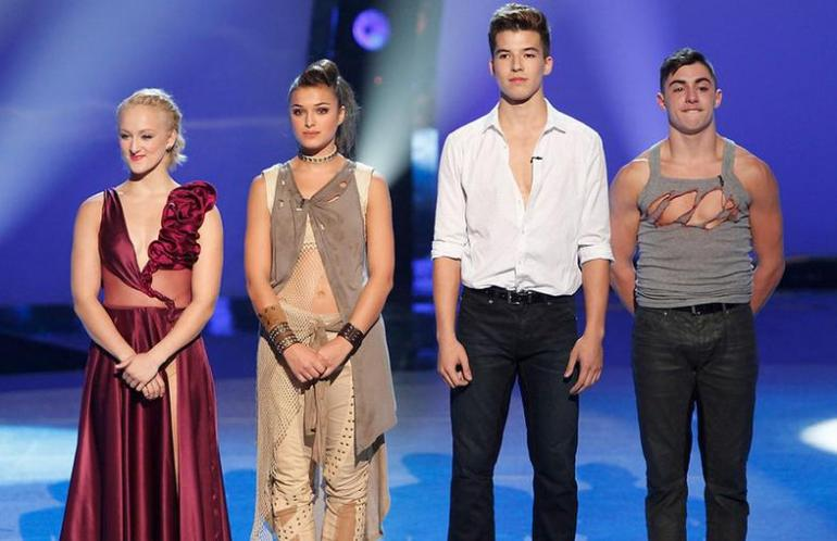 SYTYCD Top 8 - Elimination