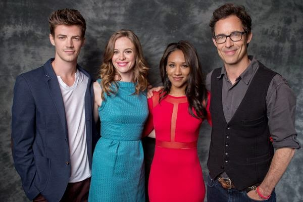 The Flash S1 Cast 1