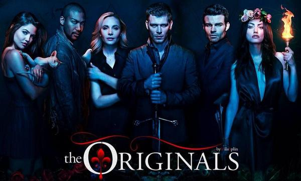 The Originals S2 Cast 1