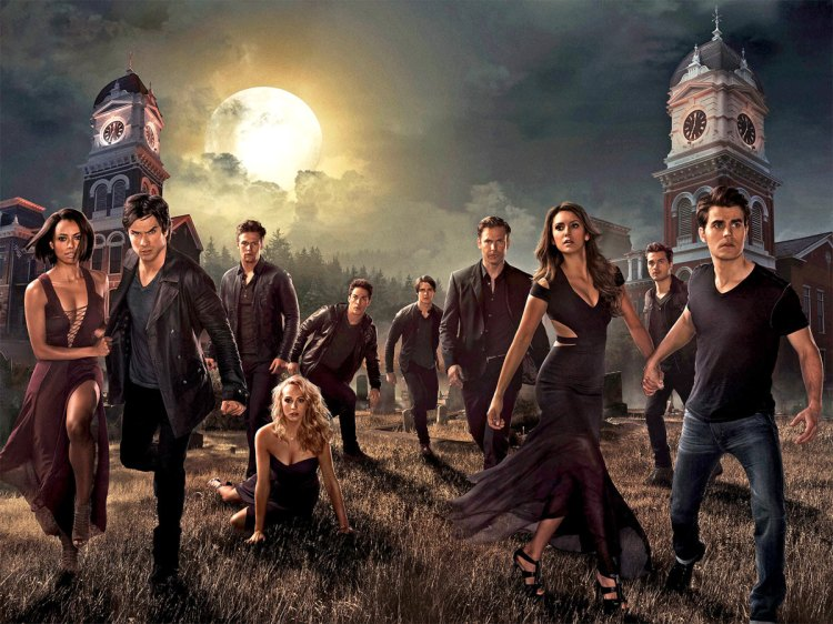 The Vampire Diaries S6 Cast 1