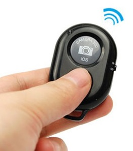 Wireless Bluetooth Shutter Release Remote 2