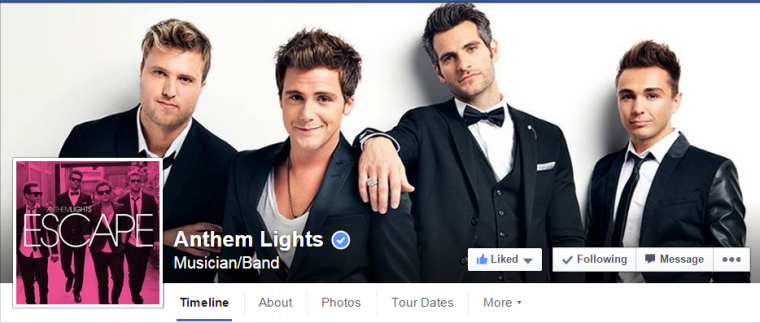 Anthem Lights - Facebook