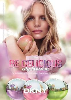 Be Delicious City Blossom Poster