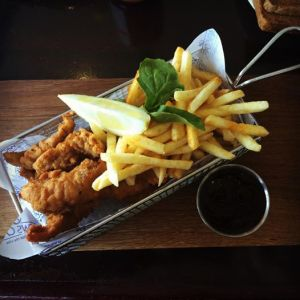 Fathers Day - News Cafe  - Chicken Basket
