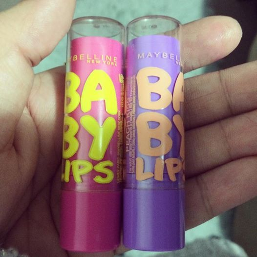 Maybelline - Lips