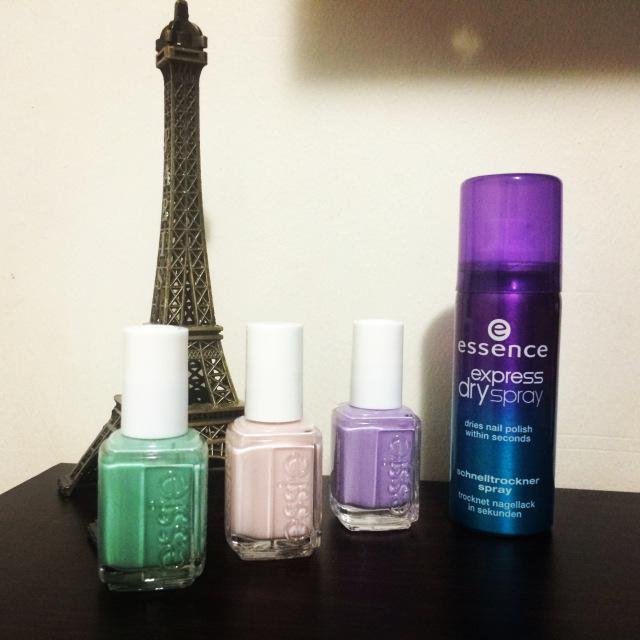 Mini Beauty Buys - Essie