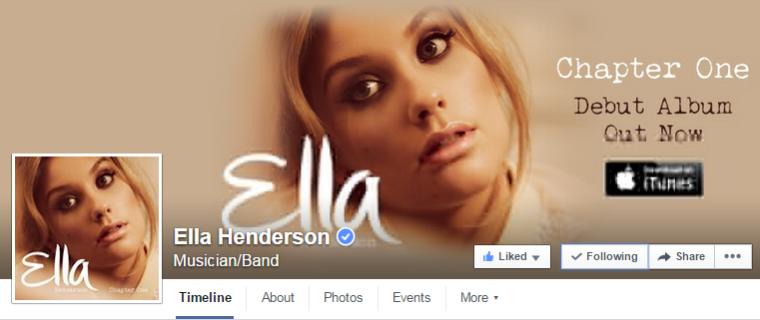 Ella Henderon - Facebook