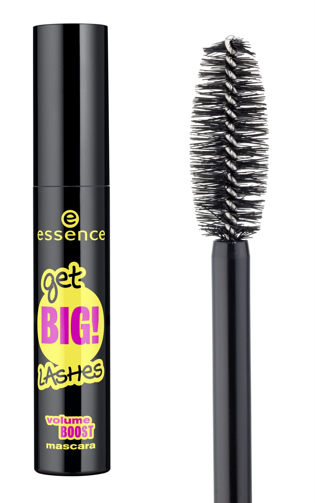 Maybelline mascara with fibers