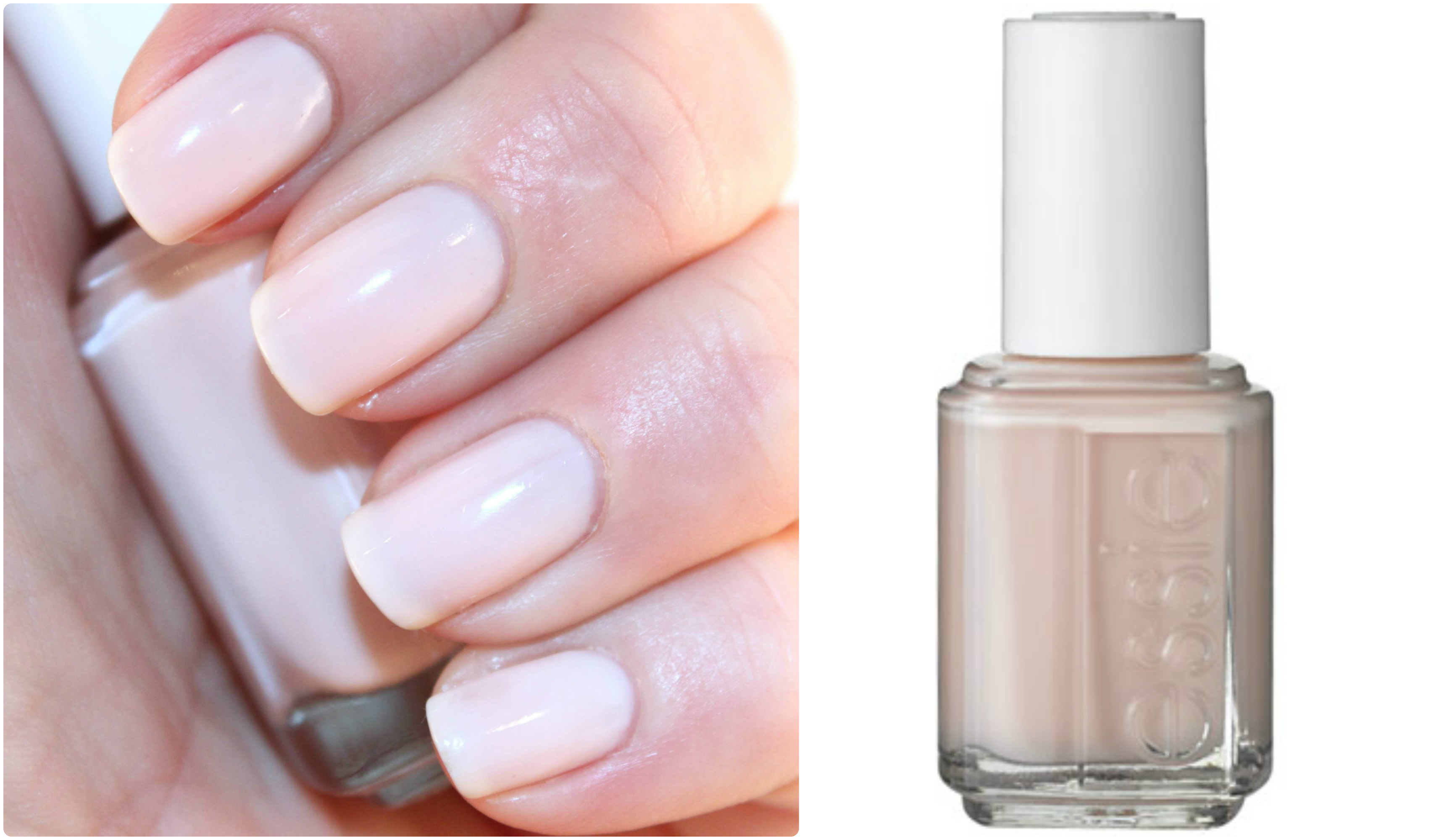 ESSIE: Ballet Slippers {Nails} – Popcorn & Pearls – Beauty and ...
