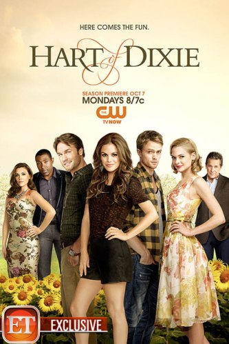 Hart of Dixie S3