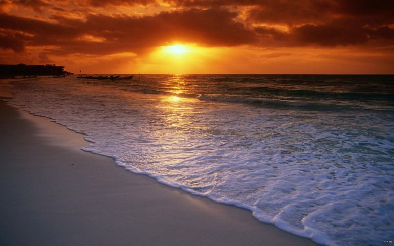 Sunrise + Sunset