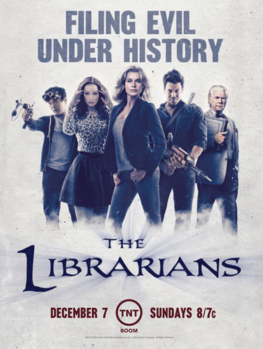 The Librarians S1