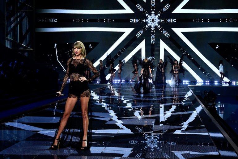 1. Taylor Swift