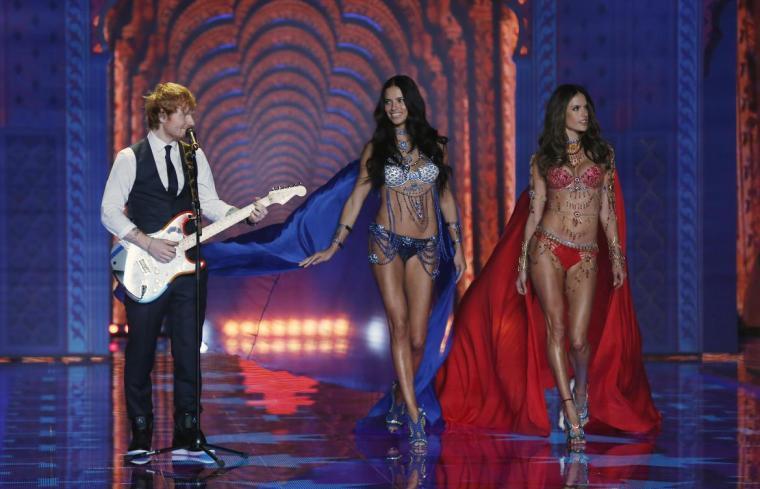 2. Ed Sheeran
