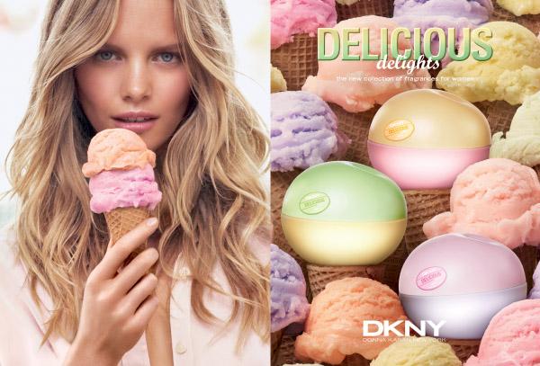 DKNY - Delicious Delights - Ad