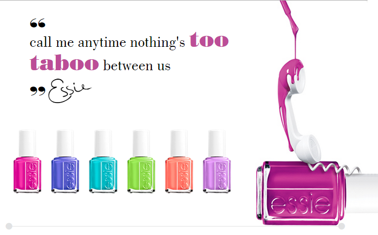 Essie - Neon Collection 2014 - Released July