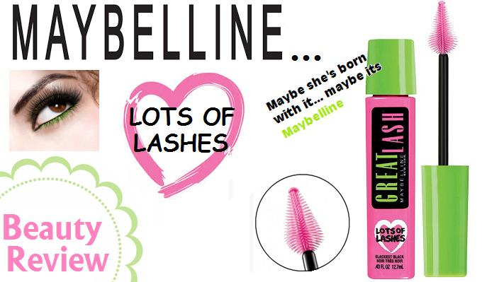 Maybelline - Great Lash Lots of Lashes 5