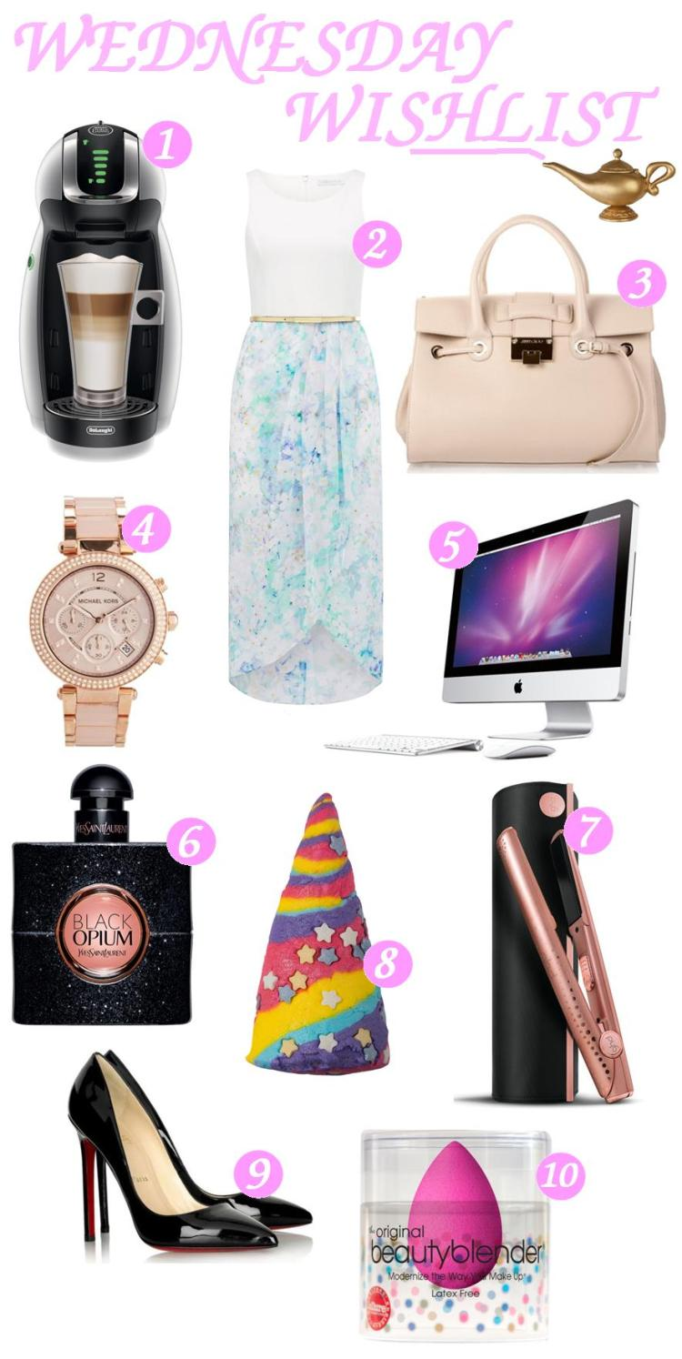 Feb Wishlist 2