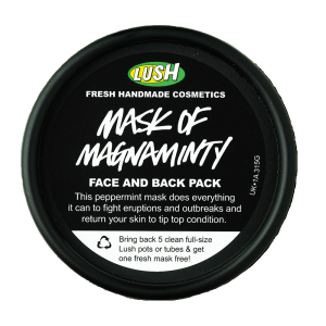 Mask of Magnaminty Top