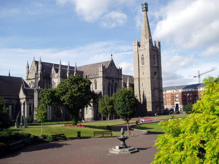 Dublin's St. Patrick's Cathedral