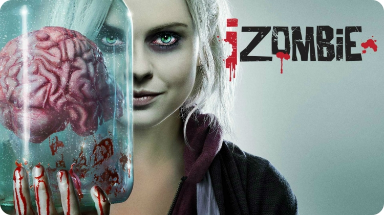 iZombie Wallpaper 4