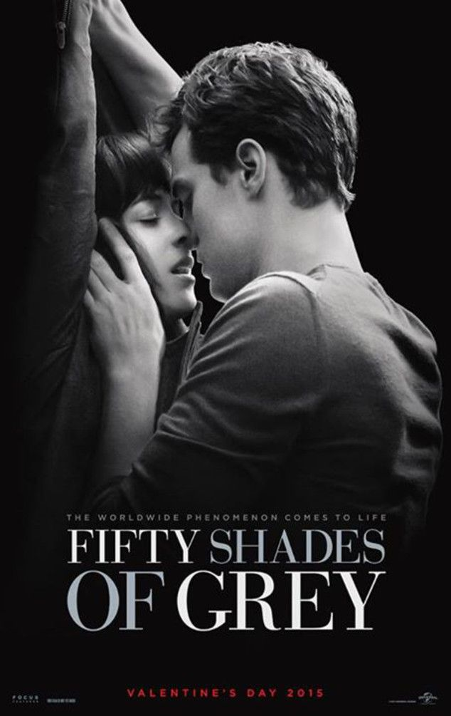 March - Film Friday - 50 Shades of Grey Movie Poster 2