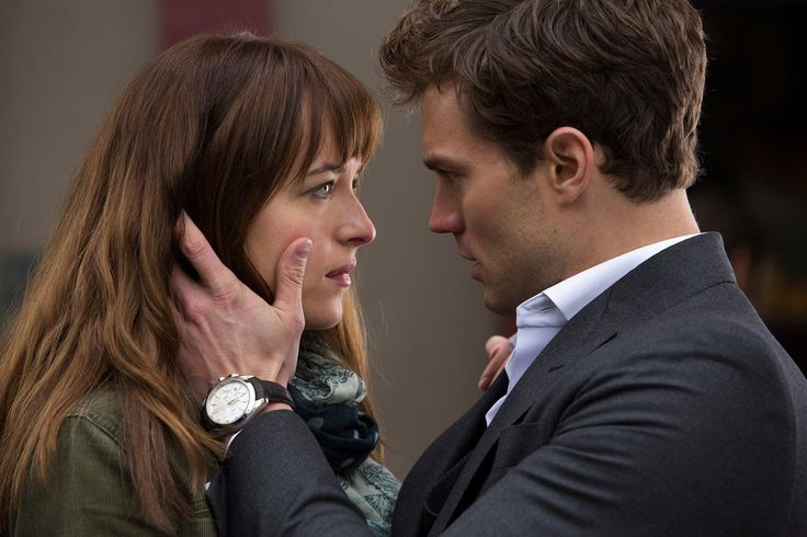 March - Film Friday - Christian and Anastasia