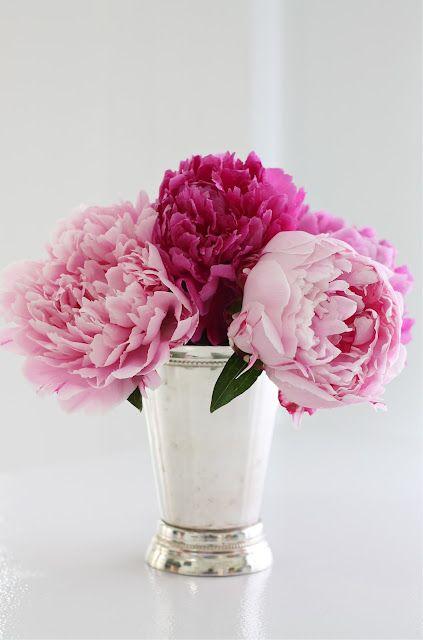 March - Fri Favs - Pink Peonies