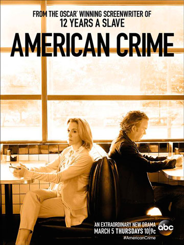 March - New - American Crime