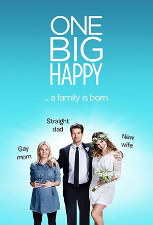 March - New - One Big Happy