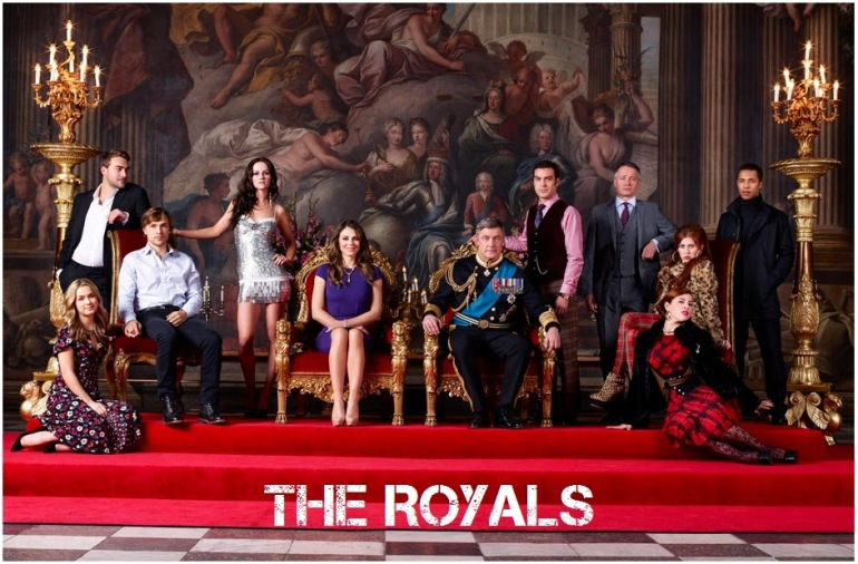 March - New - The Royals 1
