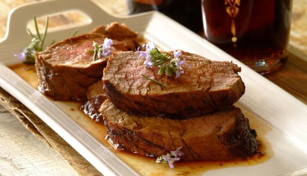 March - Tasty Tues - Sherry Rump Steak